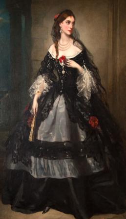 Adeline Portrait