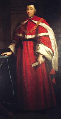 Sir Robert Brudenell